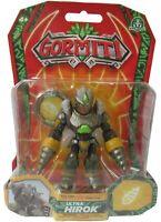 Gormiti Figure Action Ultra Hirok -fully Poseable 8cm Original GIOCHI PREZIOSI