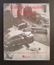 VTG BOOK / EL ATAQUE NACIONALISTA A LA FORTALEZA / PUERTO RICO 1993 / RARE