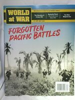 World at War April May 2020 Forgotten Pacific Battles (MAG ONLY)