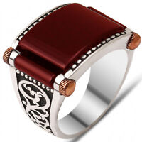 Solid 925 Sterling Silver Knitting Pattern Turkish Evil Eye Adjustable Ring