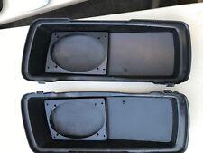 Rich sunglo blue speaker for Harley HD Street Glide Road King