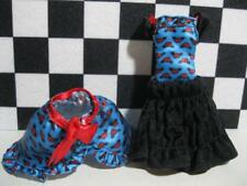 Monster High Doll Freaky Fusion Draculaura Goulia Ghoulia Clothes: Dress & Skirt