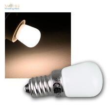 E14 LED lámpara mini blanco cálido, 140lm, 230v 2w, bombilla refrigerador bombilla e-14