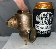 Detroit Engine Works or Sandow Air Intake Carburetor Hit Miss Gas Engine #F25