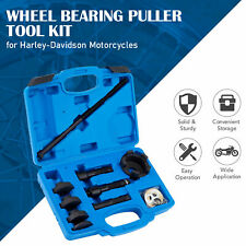 18pc Wheel Bearing Remover and Installer Tool Kit for Recent Harley Davidson