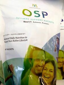 2 of Mannatech Optimal Support Packets OSP