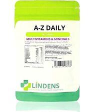 Multivitamin A-Z Daily - multivitamins & minerals 90 tabs Lindens