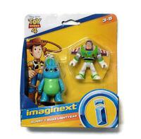 Fisher Price Disney Pixar Imaginext Toy Story 4 Bunny & Buzz Lightyear Figures