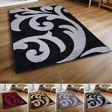 Large & Small Rugs Soft Non Slip Hallway Runner Rugs Living Room Bedroom Carpet