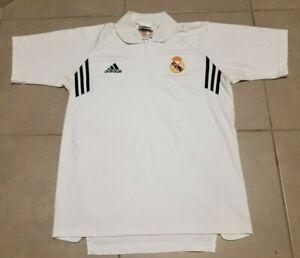 Mens Adidas Real Madrid 100 Yrs Centenary Sz M 1902-2002 Soccer Football Jersey