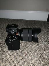 Sony Alpha A7 III 24.2MP Digital Camera - Black (Kit with FE 28-70 mm...