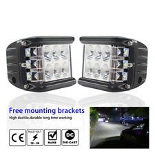 4 Inch 45W 12V LED Work Light Spot Light for Driving Lamp Offroad Car Truck SUV
