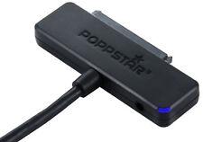 """USB 3.1 Typ C Gen 2 Festplattenadapter für SATA SSDs, 2,5/3,5"""" (ohne Netzteil)"""