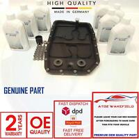 FOR GENUINE BMW E60 E61 AUTOMATIC TRANSMISSION GEARBOX SUMP PAN SEAL FILTER OIL