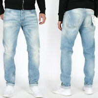 Selected Homme Mens Regular Anti Fit Jeans |Five Rico Decor 1