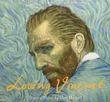 CLINT OST/MANSELL - LOVING VINCENT   CD NEW!