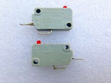Microwave Oven KW3-0D-A (474)  Door Switch Normally Open ( (2Pcs) )