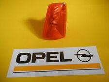 ORIGINAL Opel Intermitente amarillo izquierda para todos Kadett E excepto CD,GSi