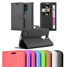 Handy Hülle für LG K9 Cover Case Tasche Etui mit Standfunktion