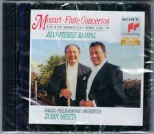 Jean-Pierre Rampal: Mozart Flute Concerto 1 2 Andante k.315 RONDO CD Zubin Mehta