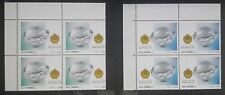 Lebanon 2016 MNH set Arab Postal Day, Joint Issue between Arab Countries, Blks/4