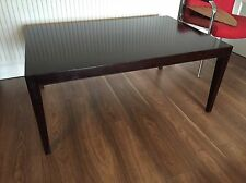 VINTAGE DANISH ROSEWOOD HASLEV COFFEE TABLE SERVERIN HANSEN JR MID 20th Century