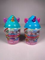 Smooshy Mushy Unicorn Shakes Series 3 New Sealed Set of 2