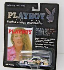 Carmen Electra Playboy Playmate Vintage Die Cast Car 1:64 Limited Ed Rare