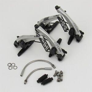 Shimano Deore XT BR-M750 V-Brakes, Front & Rear, Linear Pull Rim Brakes