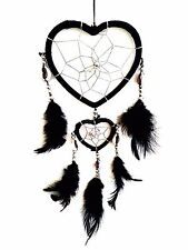 Handmade Dream Catcher with feathers wall or car  hanging decoration ornament-HB
