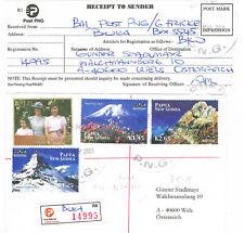 Papua-Neuguinea, R-Brief, BUKA (BC-9), 6 MAY 2003 nach Österreich