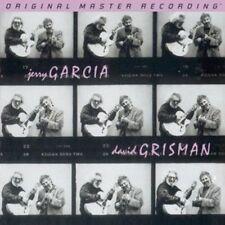 Jerry Garcia - Jerry Garcia & David Grisman [New SACD] Hybrid SACD