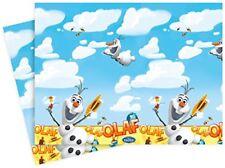 Nappe Plastique Olaf la Reine des Neiges Disney