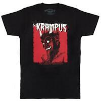 Kreepsville 666 Krampus Bad 4 Bad Holiday Horror Goth Occult Punk T Shirt MTKB4B