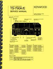 Kenwood TS-790A 790E Transceiver SERVICE MANUAL