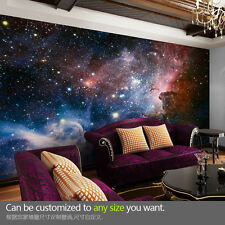 Wallpaper Rolls 3D KTV Ceiling Space View Sofa Living Room Background Wall Mural