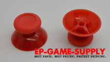 2x New Replacement Thumb Stick For XBOX ONE Controller Red Thumbstick