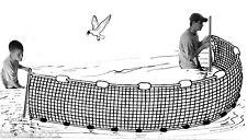 Douglas 4' X 20' Seine Minnow  Drag Net
