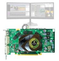 PNY nVidia Quadro FX 1500 FX1500 256MB PCI-E x16 VCQFX1500-PCIE-PB Video Card