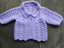 Hand Knitted Baby Girls' Outerwear