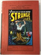 MARVEL MASTERWORKS STRANGE TALES VOL. 4 HARDCOVER ATLAS ERA