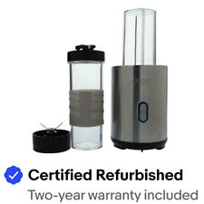 Wolfgang Puck Personal Blender with Spice Grinder- Certified Refurbished