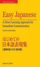 Easy Japanese: A Direct Learning Approach for Immediate Communication (Tuttle