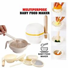 1 Set 7 Pcs Baby Food Maker Tool Food Making Set