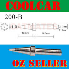 SOLDERING IRON STATION Tip 200-B for ATTEN AT306DH AT315D AT213D Round head OZ