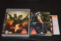 Used PS3 Biohazard 5  SONY PLAYSTATION 3 JAPAN JAPANESE IMPORT