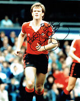 Andy RITCHIE Manchester United Football Signed Autograph 10 x 8 Photo AFTAL COA