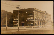 Factory/Millitary? Building w/ Stack of Cannon Balls?,Real Photo Postcard, Kruxo