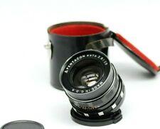 Vintage Black PENTACON auto 2.8/29mm M42 screw mount lens Canon Zenit JN77