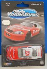 Motorsports Authentics 2007 Walgreens Gillette Young Guns NASCAR Race Car Promo